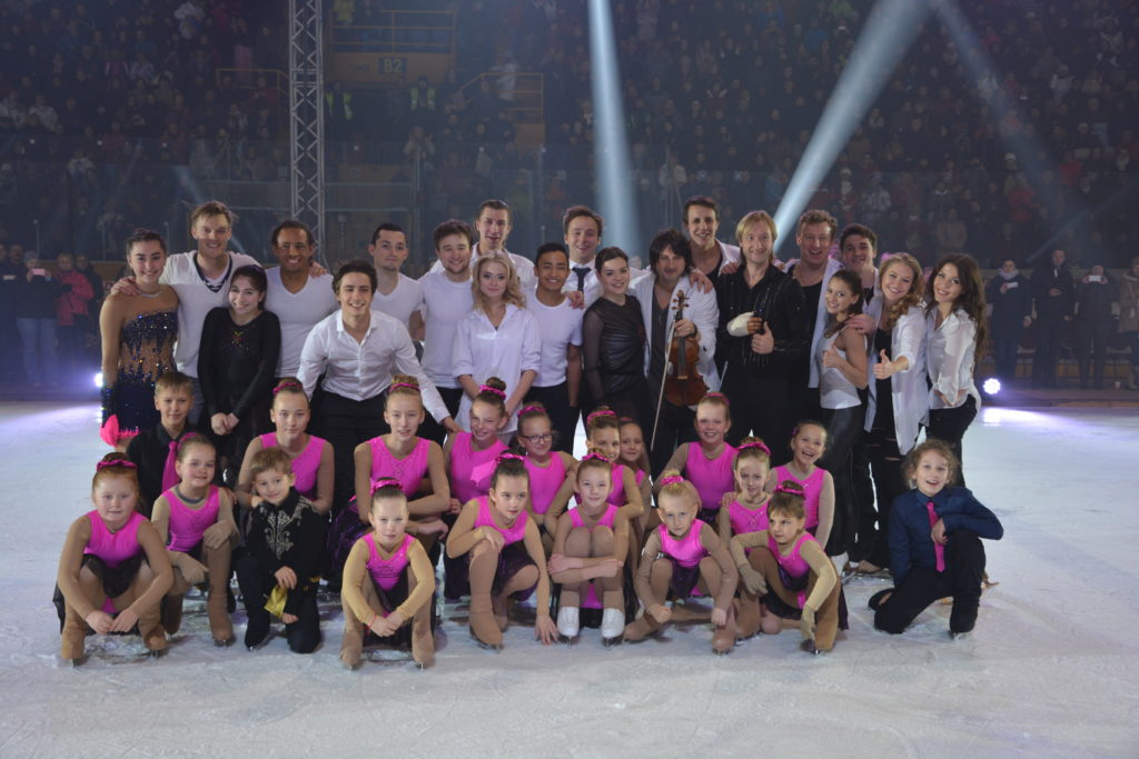 Kings on ice 2016