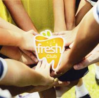 logo fresh club ruky
